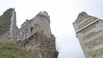 Rendez-vous à 19h15 au château Robert le Diable - Patrimoine - France 3 Régions - France 3 | MaisonNet | Scoop.it