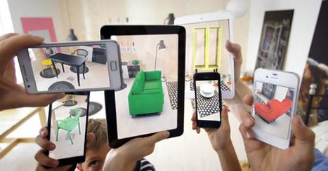 Réalité augmentée IKEA pour essayer les meubles dans votre intérieur | PromoReview Septembre 2013 | Scoop.it