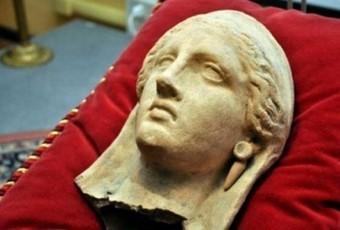 Encuentran estatua antigua robada hace 30 años en Pompeya   EURICLEA   Scoop.it