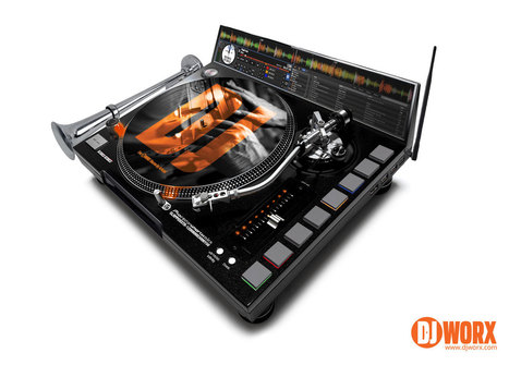 Could the next Pioneer DJ PLX-1100 turntable look like this? | DJing | Scoop.it
