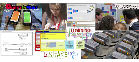 Technology enhanced learning   GTI   educational technology   Scoop.it