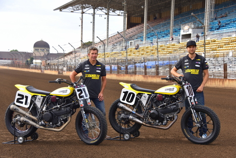Lloyd Brothers Motorsports Ducati Team head West for the               famous Sacramento Mile | Ductalk Ducati News | Scoop.it
