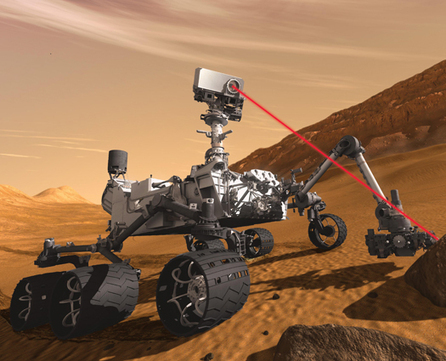3 Ways To Go Along For The Ride With The Curiosity Rover | FutureChronicles | Scoop.it