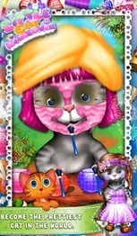 Little Cat Makeover - Free Android Game on Google Play | Laura Kelly | Scoop.it