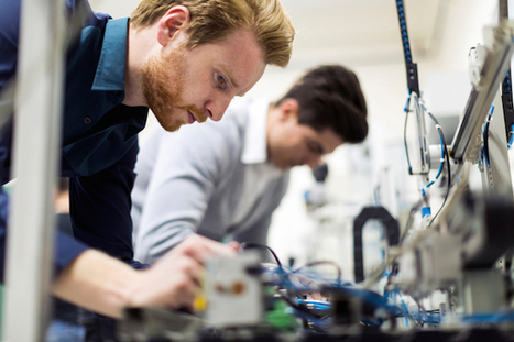 Secteur de l'ingénierie : les métiers porteurs | Recrutement et RH 2.0 l'Information | Scoop.it