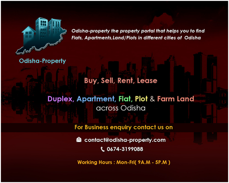 Buy Duplex House At Bhubaneswar.. | Real Estate Property Portal | Scoop.it