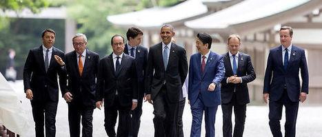 Un G7 chargé s'ouvre au Japon | Histoire de la Fin de la Croissance | Scoop.it
