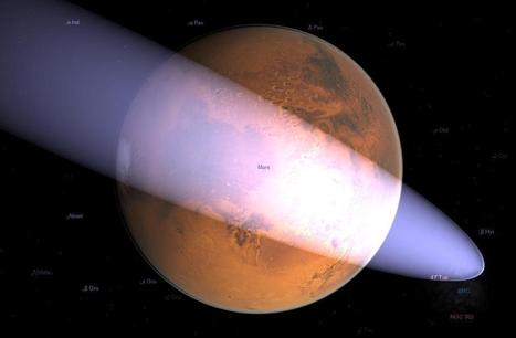 Astroblog: Yet More Updates on the Potential Impact of C/2013 A1 (Siding Spring) with Mars | Planets, Stars, rockets and Space | Scoop.it