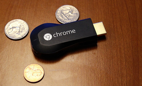 6 predictions about TV's future in a post-Chromecast world | An Eye on New Media | Scoop.it