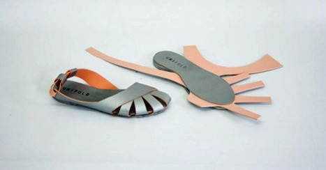 Printable, Foldable Shoes Could Solve World's Footwear Shortage | From here and there ... | Scoop.it