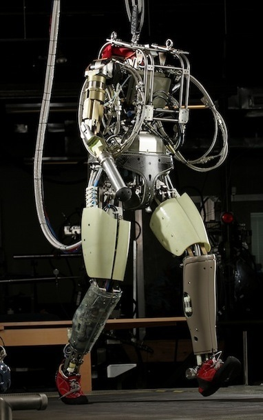 DARPA Issues Robotics Challenge | Engineering On The Edge | The Robot Times | Scoop.it