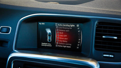 2016 Volvo S60 review: Letting go of the wheel for convenience, safety | Pedestrian Safety and Accident Prevention in California - CA Pedestrian Accident Attorney | Scoop.it