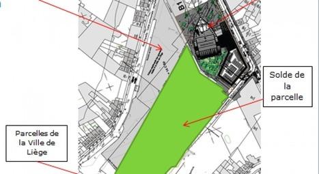 Liège: projet d'un écoquartier dans le quartier des Guillemins - RTBF | les éco-quartier | Scoop.it