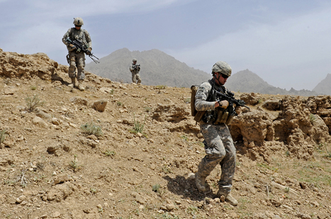 Why the US won't leave Afghanistan - Opinion - Al Jazeera English | The Cost of War | Scoop.it
