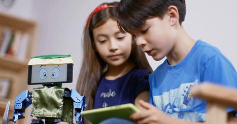 IronBot: The Kid Next Door- Kids Mate | Creative Ideas | Scoop.it