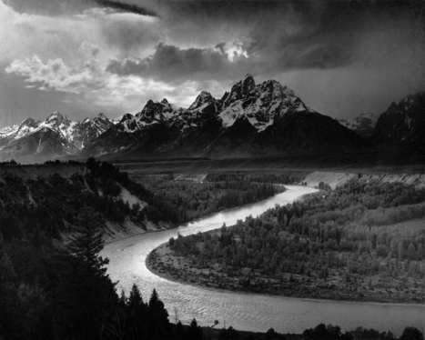 8 Lessons Ansel Adams Can Teach You About Photography - DIY Photography   Photography Stuff For You   Scoop.it