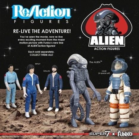 1979 : Des figurines Alien censurées... | Tech & Innovation | Scoop.it