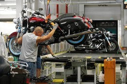 Harley Goes Lean to Build Hogs   lean manufacturing   Scoop.it