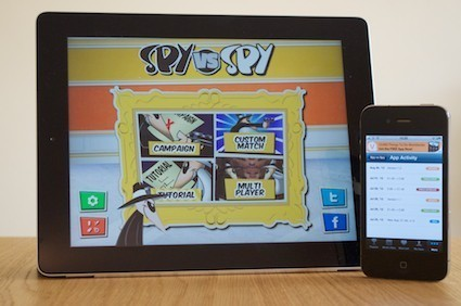 Making money in a crowded App Store: it's dog eat dog and Spy vs Spy | Young Adult and Children's Stories | Scoop.it