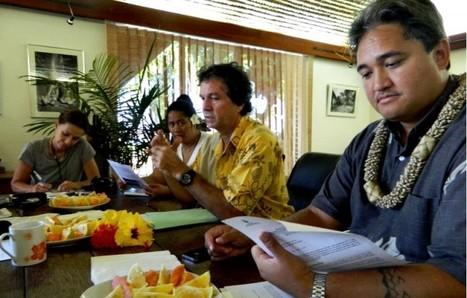 RIO +20 : La Polynésie veut parler d'économie bleue. | Pacific Mirror | Scoop.it