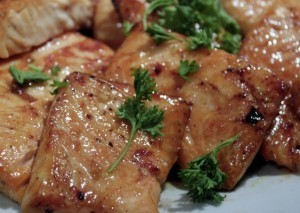 A Simple Recipe for Maple-Soy Glazed Salmon | Annie Haven | Haven Brand | Scoop.it