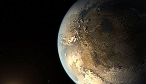 La Nasa annonce la découverte d'une exoplanète habitable | NBIC, transhumanism, cyborgs, AI... | Scoop.it