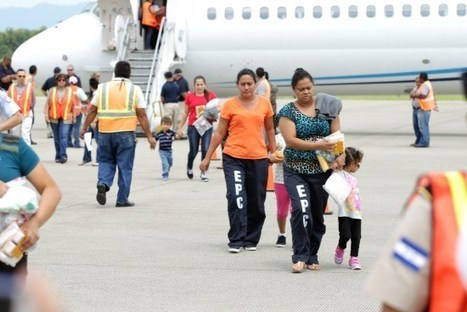 Honduran Children Deported From U.S. Back to World's 'Most Violent City' | Upsetment | Scoop.it