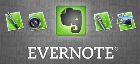 Evernote : Passez à la vitesse supérieure avec IFTTT | Technologie Au Quotidien | Scoop.it