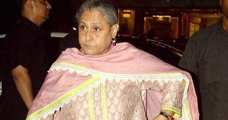 'अमिताभ को कैंसर' के सवाल पर भड़कीं जया बच्चन और.. | Entertainment News in Hindi | Scoop.it