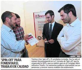 EC3metrics gana el Primer Premio en el III Concurso de Emprendimiento de la UGR   EC3   Scoop.it