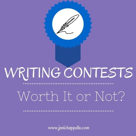 Writing Contests: Worth It or Not? - Jeni Chappelle | Writer's Life | Scoop.it