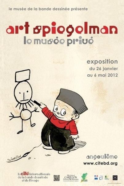 A Angoulême, une histoire de la bande dessinée par Art Spiegelman | La-Croix.com | BD et histoire | Scoop.it