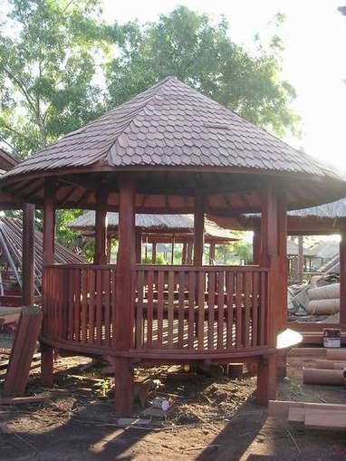 La nouvelle tendance des Gazebos de Bali au jardin | Côté Jardin | Scoop.it