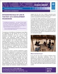 Governance and the Post-2015 Development Framework | UNDP | governance | Scoop.it