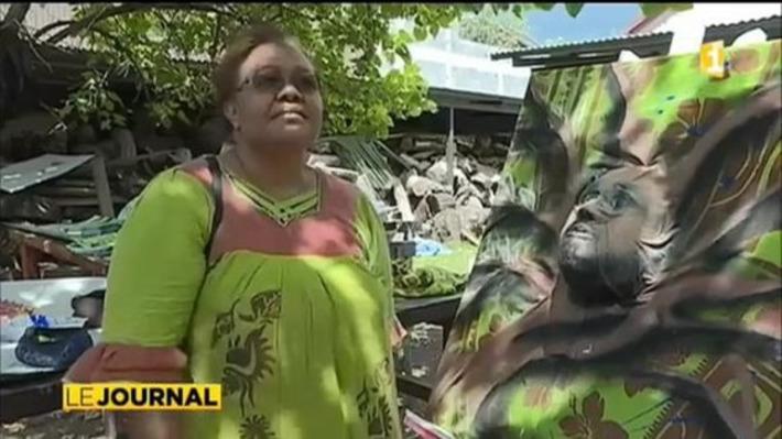 Art Kanak : Trois artistes océaniennes invitées du Centre des métiers d'art. | Polynésie 1ère | Kiosque du monde : Océanie | Scoop.it