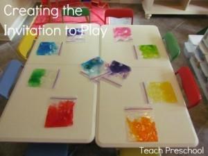 An invitation to play tutorial | Teach Preschool | Scoop.it