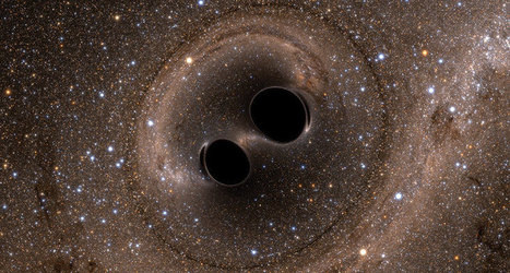 Gravity waves from black holes verify Einstein's prediction | Science & Life | Scoop.it