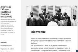 Un site Web pour les archives de l'Afrique Equatoriale Française | Nos Racines | Scoop.it