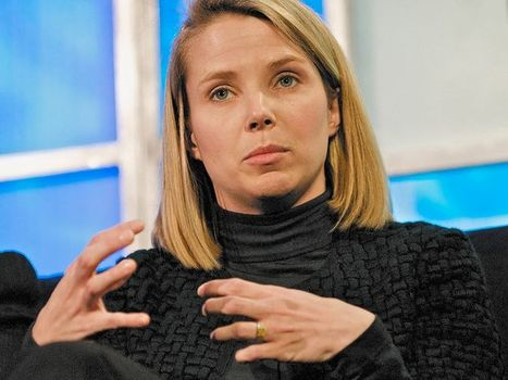 Awkward! Yahoo CEO Marissa Mayer Hired A New CMO While The Current CMO Was On Vacation | Buzz on Bizz | Scoop.it