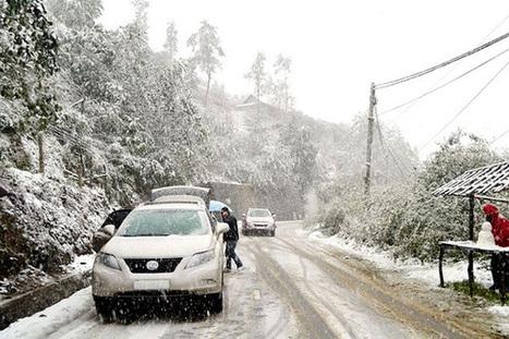 Sapa: beautiful snowfall like Europe - Vietnam Adventure Tours   Travel News   Scoop.it