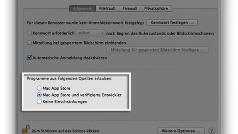 Apple: Sicherheitsforscher schmuggelt Malware auf Macs | Nobody Is Perfect | Apple, Mac, iOS4, iPad, iPhone and (in)security... | Scoop.it