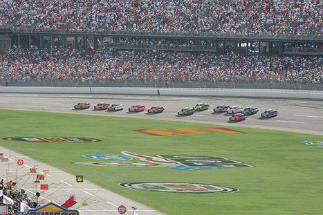Once Upon a Time NASCAR Went Green With Al Gore and the EPA | It's Our Environment | Save Paper - PrintEco | Scoop.it