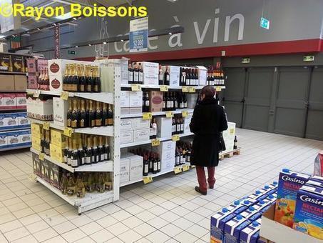 Les images de la foire aux vins de printemps de Géant #Casino et de #LeaderPrice via #RayonBoissons | Vos Clés de la Cave | Scoop.it