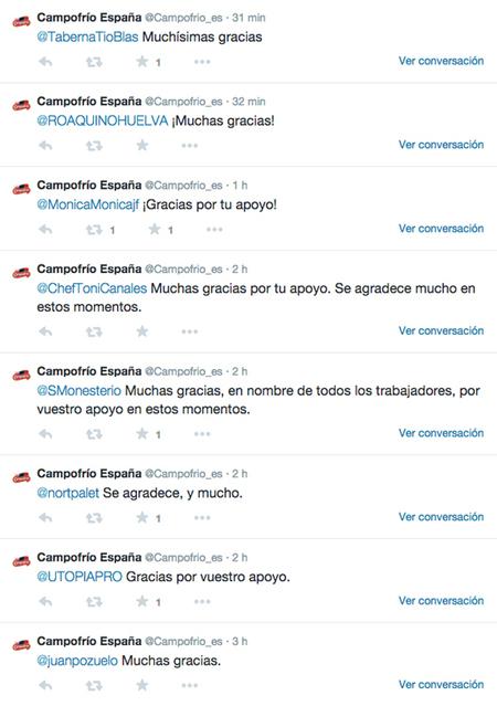 El community manager de Campofrío lleva dos días dando las gracias | CoMarSo -Comunicación, Marketing y Social Media | Scoop.it