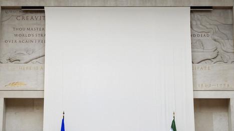 Le sexe d'une sculpture caché à l'ONU avant la visite de l'Iran | Mais n'importe quoi ! | Scoop.it