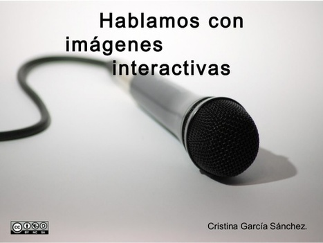Hablamos con imágenes interactivas. Thinglink. | Technology and language learning | Scoop.it