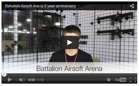 Battalion Airsoft Arena - 3 year Anniversary April 25th! - Video on YouTube! | Thumpy's 3D House of Airsoft™ @ Scoop.it | Scoop.it