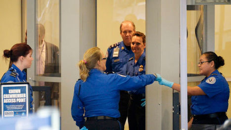 95 Percent of Fake Bombs Made It Through Airport Security in DHS Test   News we like   Scoop.it