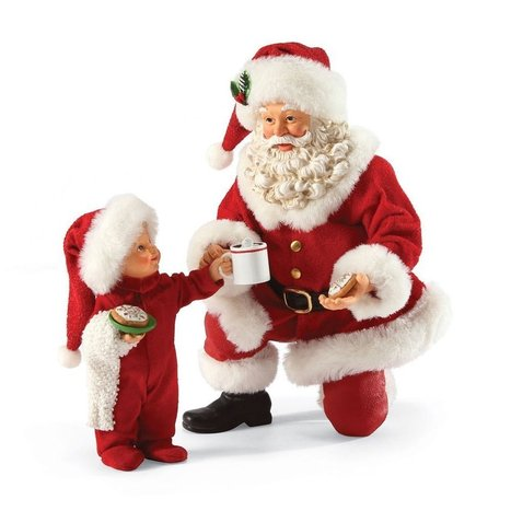 Santa Figurines | Ideas for Christmas Gifts and Decorating | Scoop.it