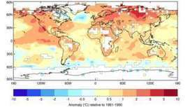 Climate change: 2015 'shattered' global temperature record by wide margin - BBC News | Maps & miscellaneous | Scoop.it